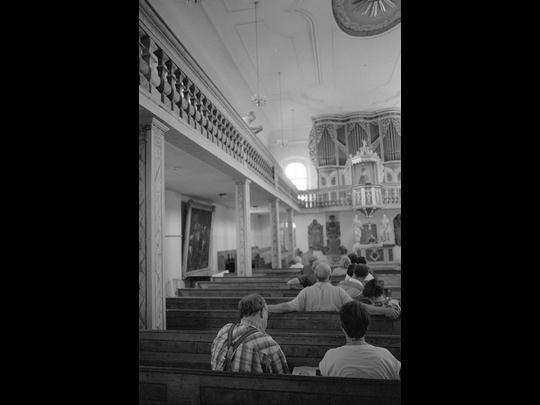 Robin .H. Davies - Voyage musical en Saxe