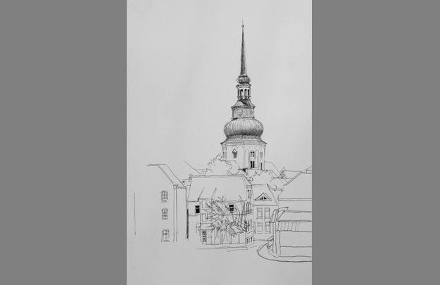 Daniel Levigoureux - Voyage musical en Allemagne du Nord
