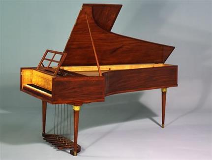 Piano Erard, Paris, 1802