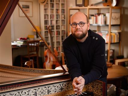 Pierre Gallon, clavecin